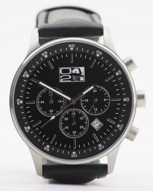 '02' Chronograph Watch