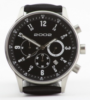 '2002' Chronograph Watch