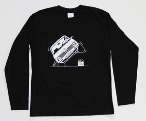 "69 PIT STOP Langarmshirt ""02 on two wheels"""