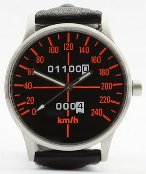 CB 1100 R speedometer kmh watch