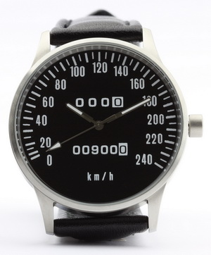 Z 900 speedometer kmh watch